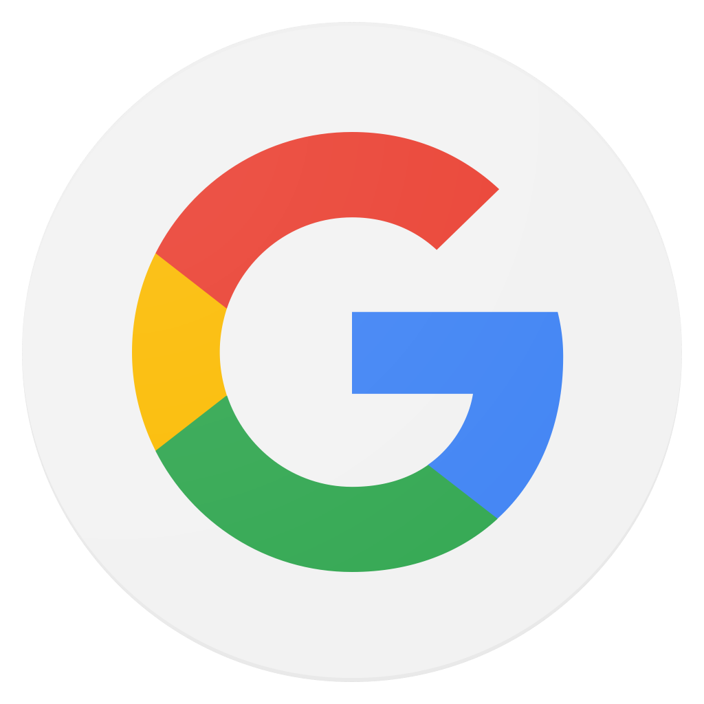 Google Logo von Google App