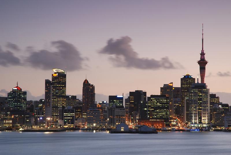 Die Hauptstadt von Neuseeland: Wellington.