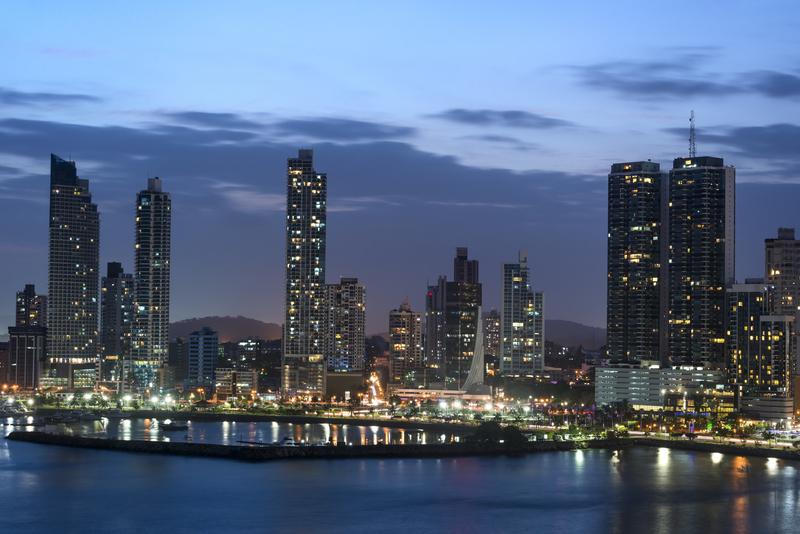 Panama erwartet einen starken BIP-Rückgang 2020.