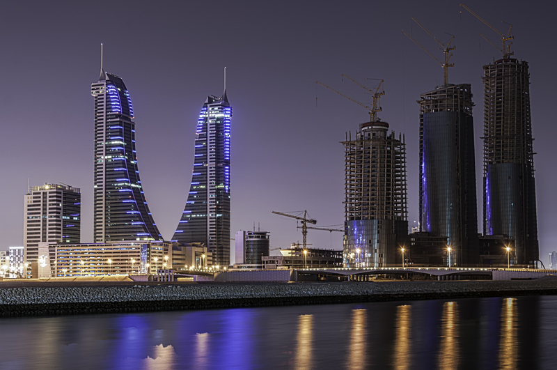 Export nach Bahrain
