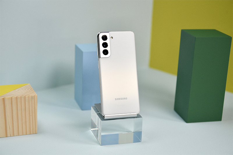 Beim Samsung Unpacked 2021 wurde das die neue Galaxy S20-Serie vorgestellt.