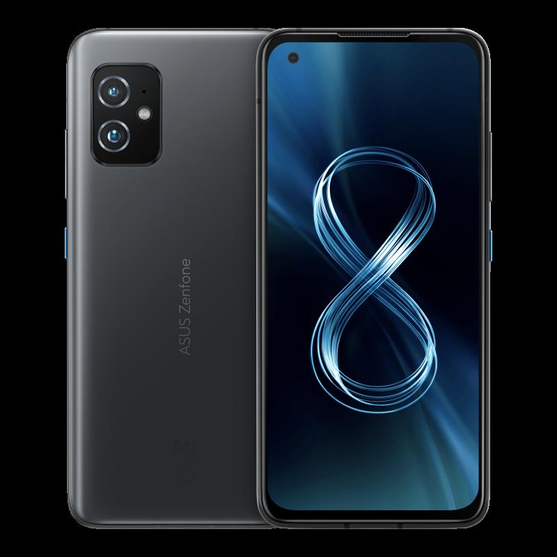Das Zenfone 8 verfügt über drei Kameras.