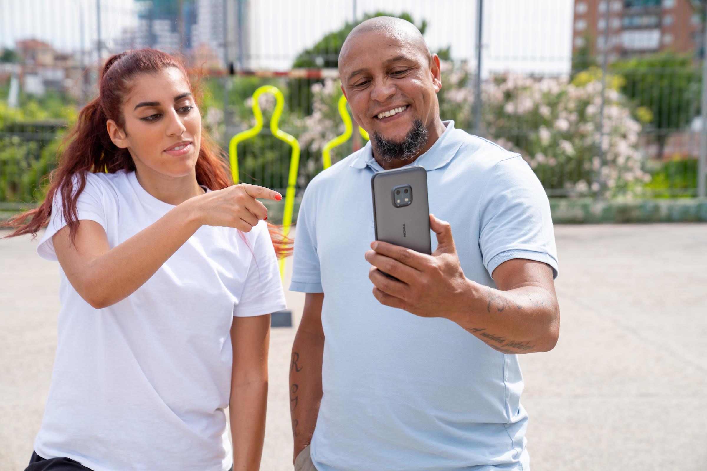 Nokia XR 20 - Outdoor-Handy im Test