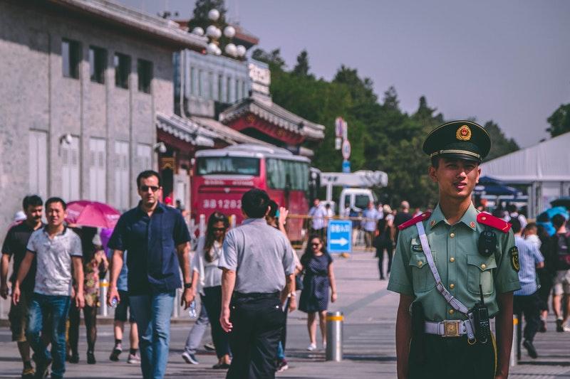 Datenschutz in China wird mit neuem Gesetz verbessert.