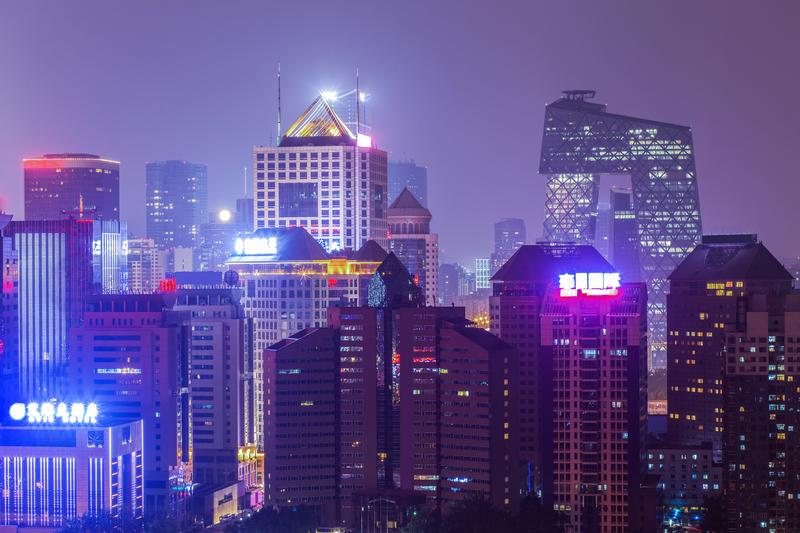 China-Export steigt überraschend stark an.